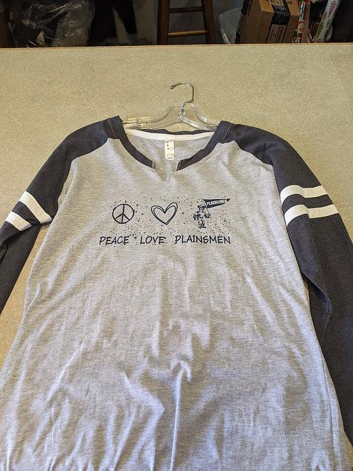 Peace Love Plainsmen