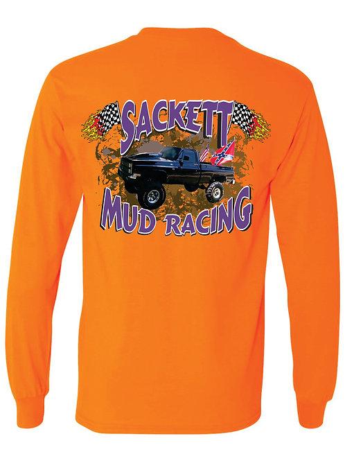 Sackett Mud Racing Long Sleeve