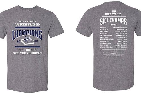 SICL Champs Wrestling T-Shirt