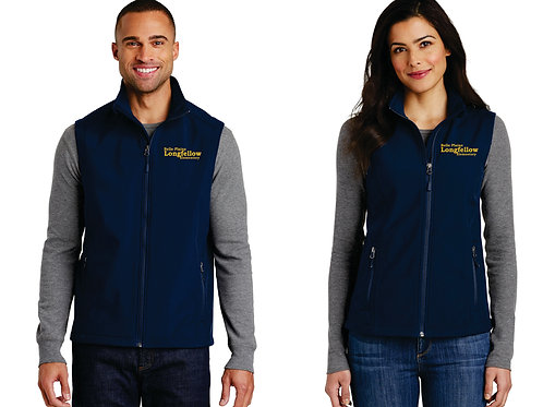 Longfellow Softshell Vest  (Men's only)
