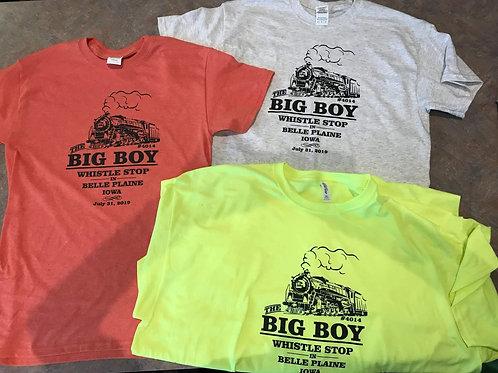 Big Boy Train Shirt