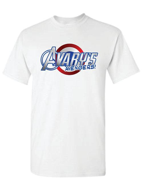 Avary's Avengers T-Shirt