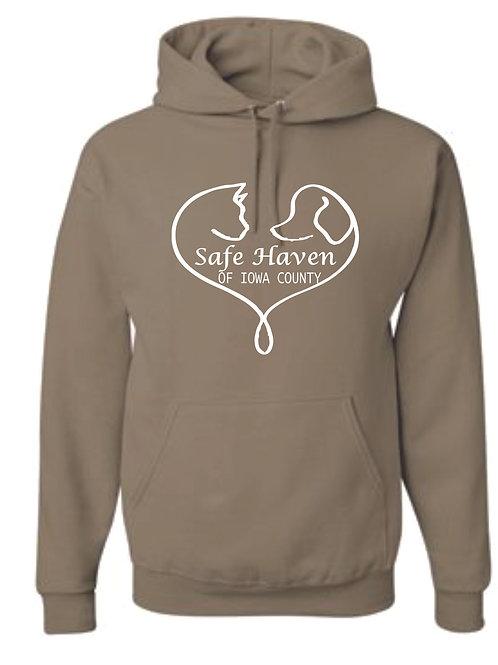 Safe Haven Hooded Sweatshirt