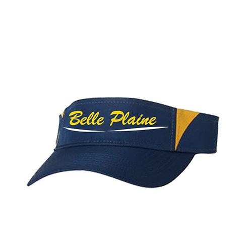 Belle Plaine Softball Visor