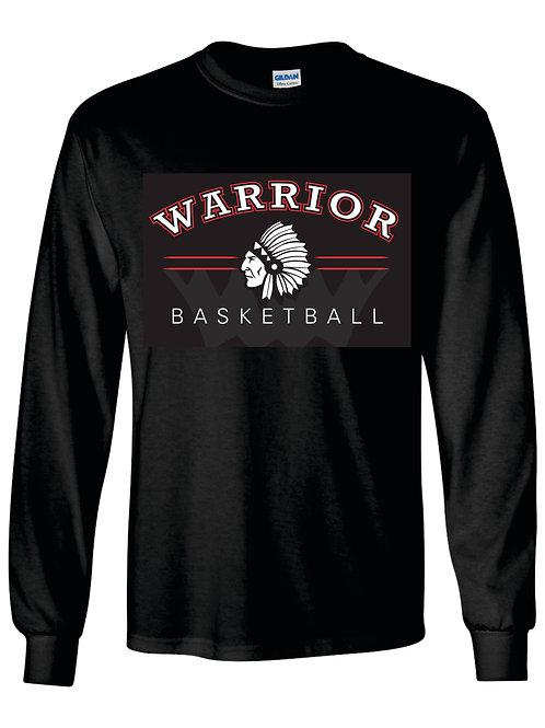 Warriors Basketball Long Sleeve
