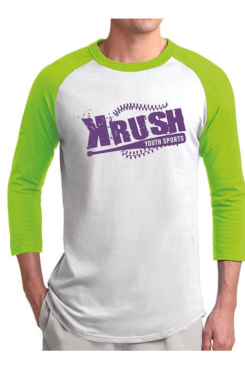 Krush Baseball Tee