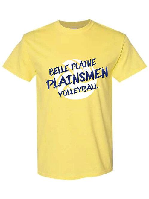 Belle Plaine Volleyball T-Shirt