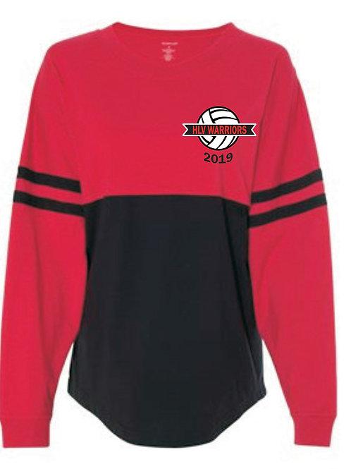 HLV Volleyball Long Sleeve Shirt