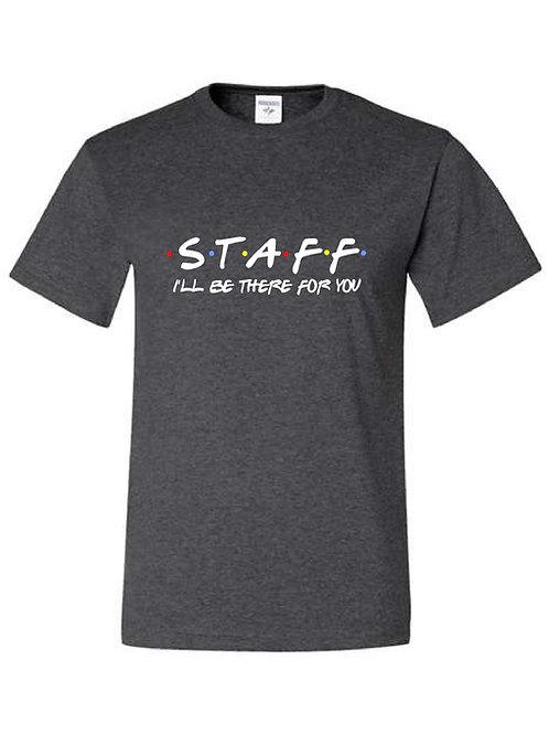 "Staff - Community Health ""Friends"" style t-shirt"