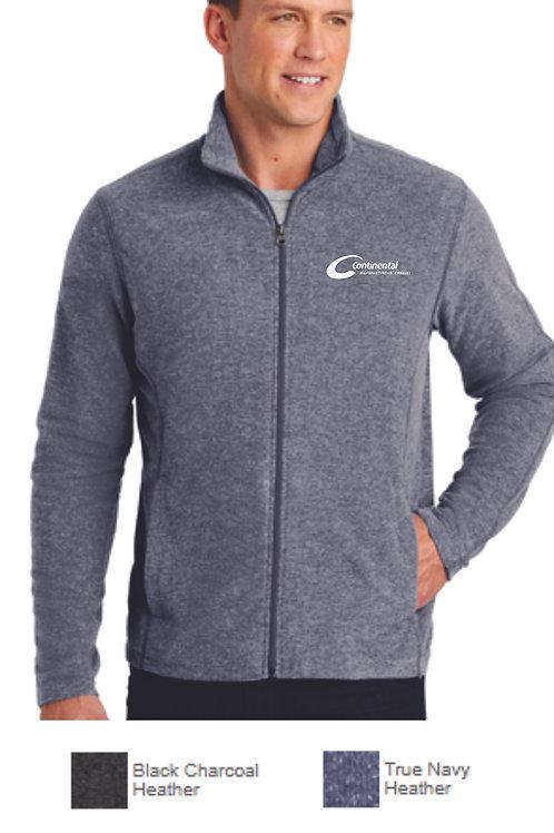 Continental Men's Full Zip Jacket