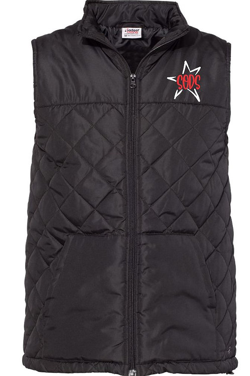 SODS Quilted Puffer Vest