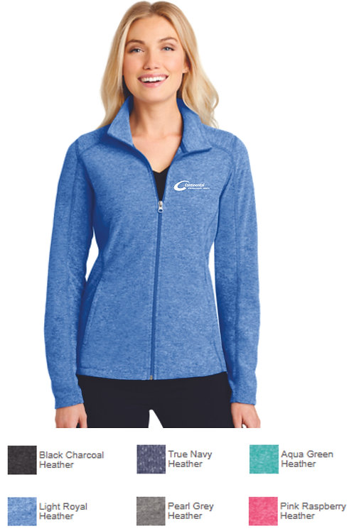 Continental Ladies Full Zip Jacket