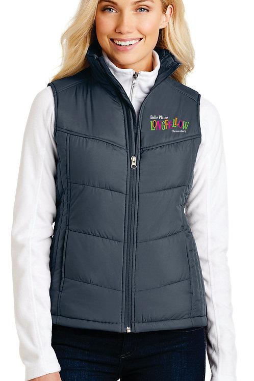 Longfellow Ladies Puffer Vest