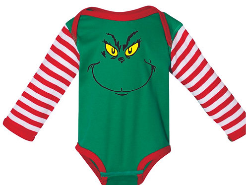 Baby + Toddler +Youth Grinch