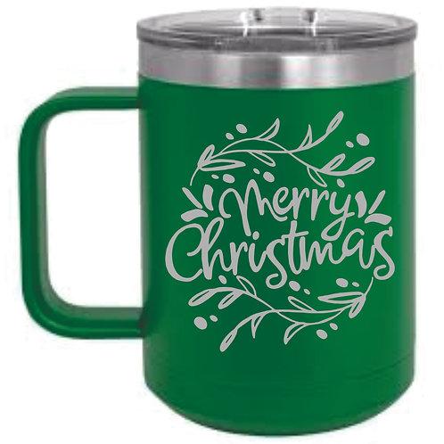 Insulated Christmas Mug