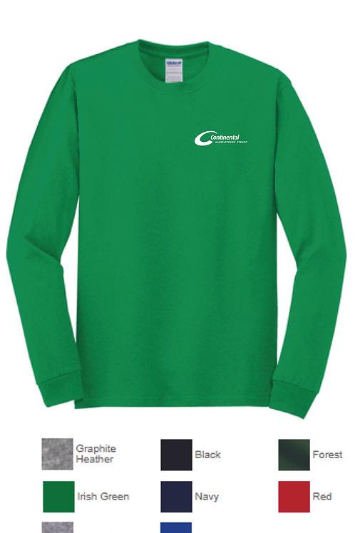 Continental Gildan Long Sleeve