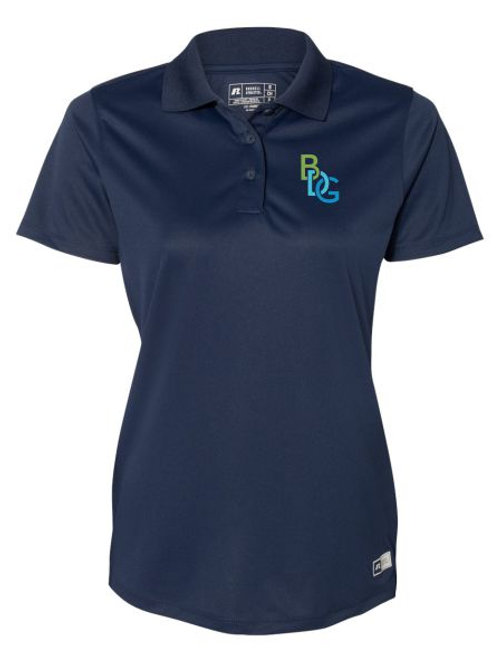 BDG Ladies Russell Athletics Polo