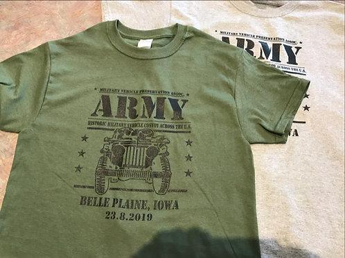 Army Convoy Shirt