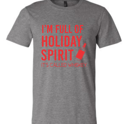 Holiday Spirit Tee