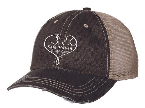 Safe Haven Distressed Hat