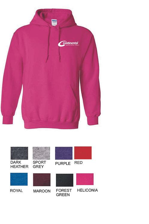 Continental Mfg. Hooded Sweatshirt