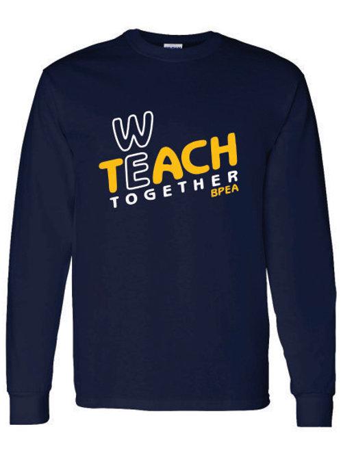 We Teach Long Sleeve