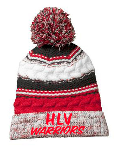 HLV Pom Pom Hat