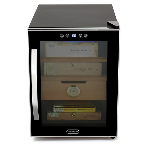 Whynter Elite Touch Control 1.2 CuFt Stainless Steel Humidor