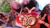 Syrian + Turkish Women cooking