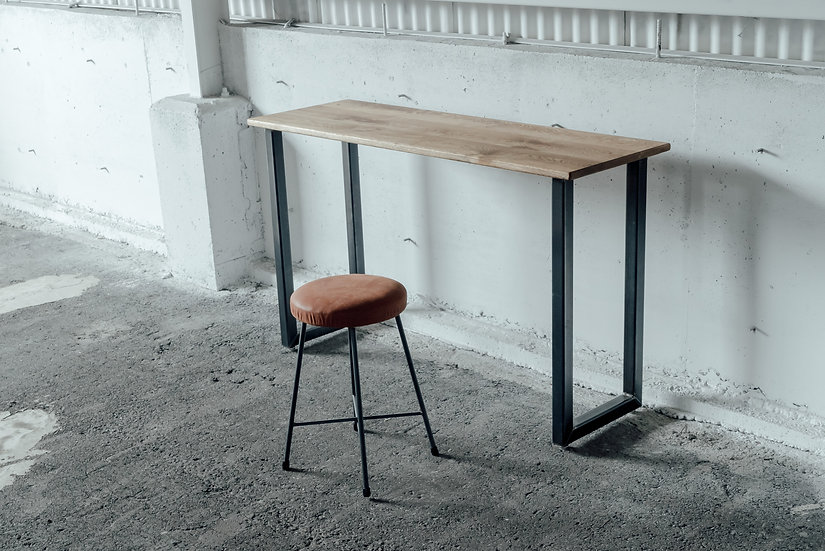 U SIDE TABLE MIDDLE 1200