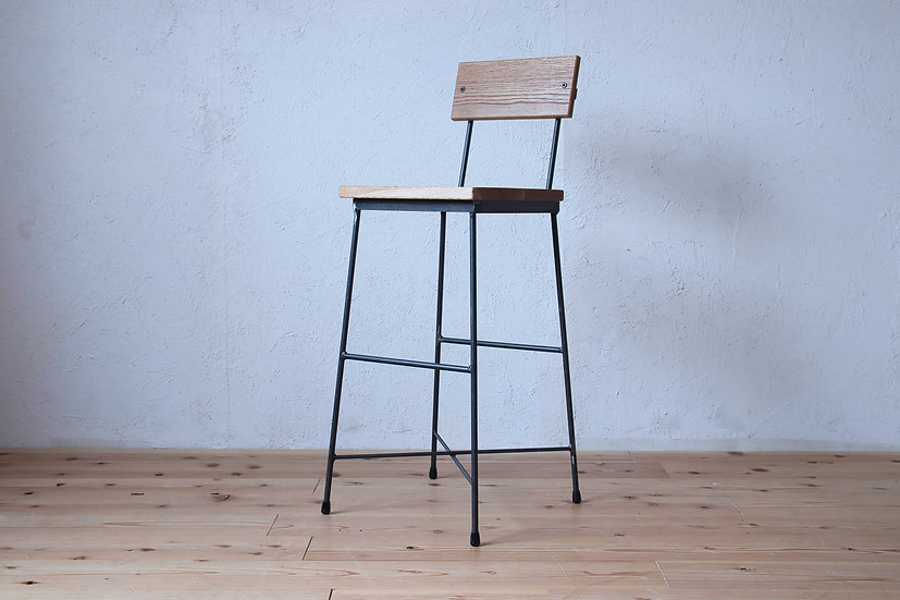COUNTER CHAIR -wood-