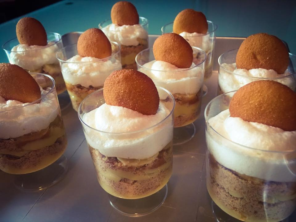 Banana Pudding Cups