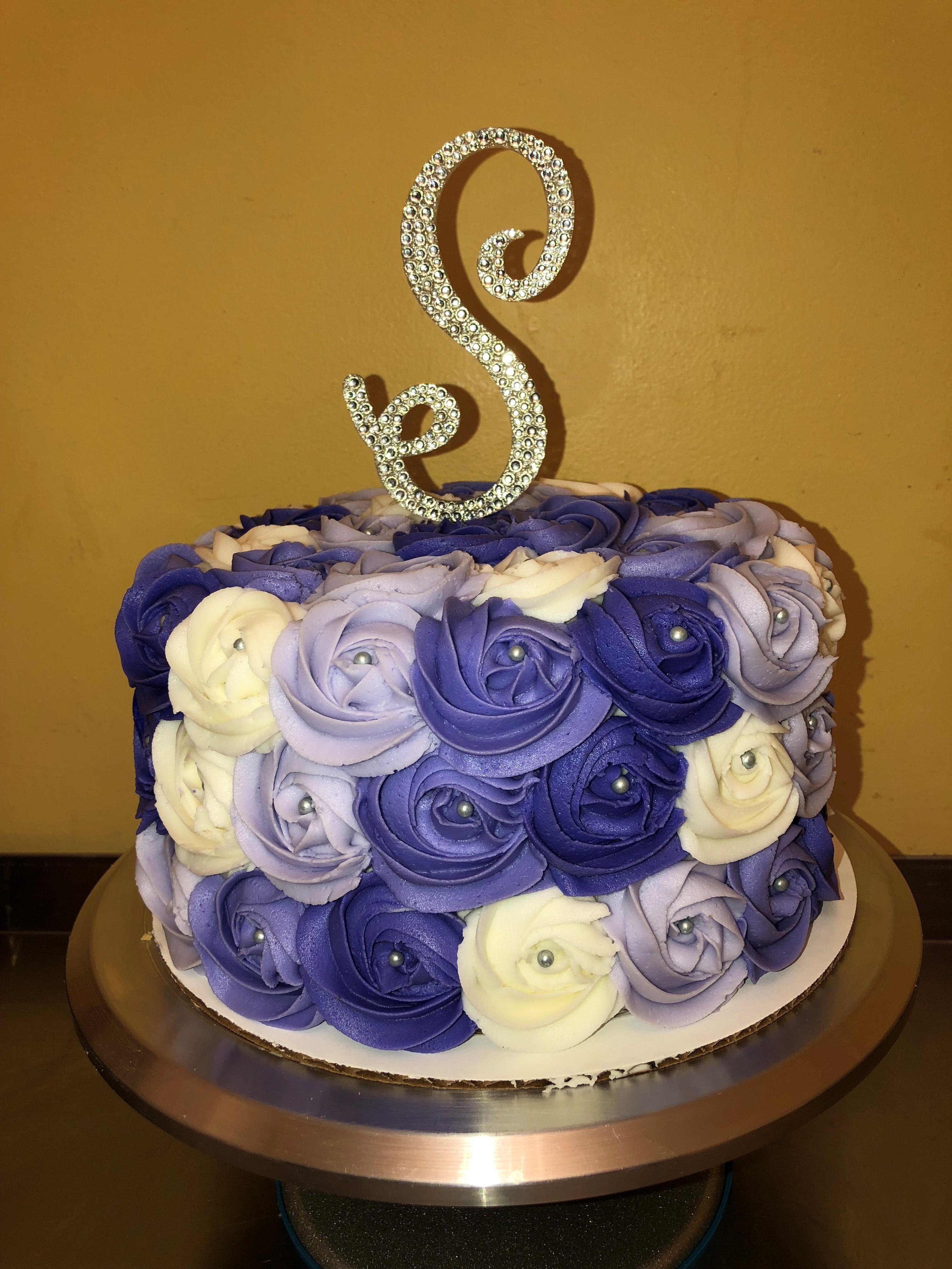 Flower Cake