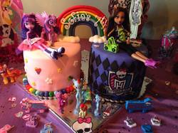 My Little Pony & Monster High