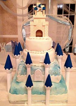Sweet16 Princess Cake