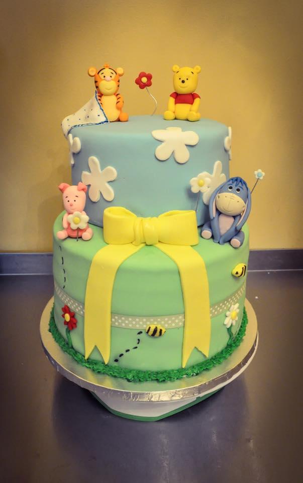 Winnie the Pooh Babyshower