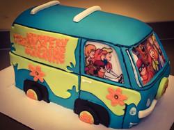 Scooby Doo Van