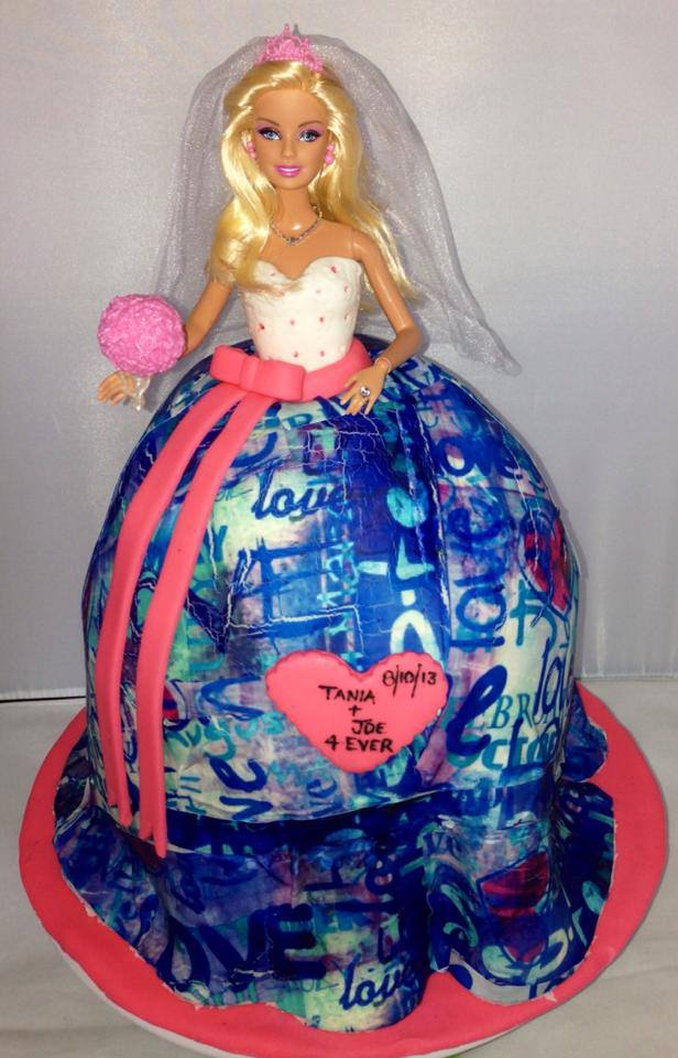 80s Barbie