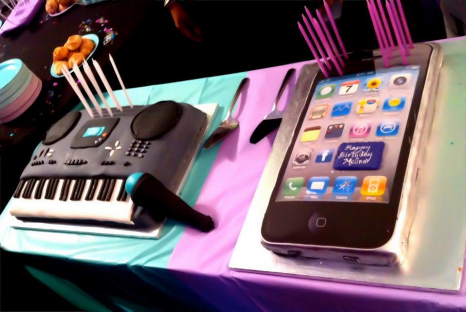Keyboard & iPhone