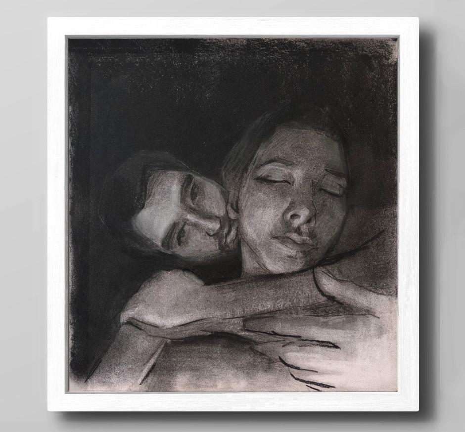 Sketch of Lovers