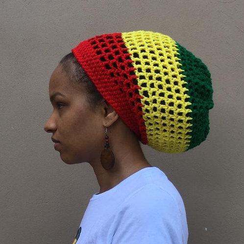 Ethiopia  Crochet Tam M