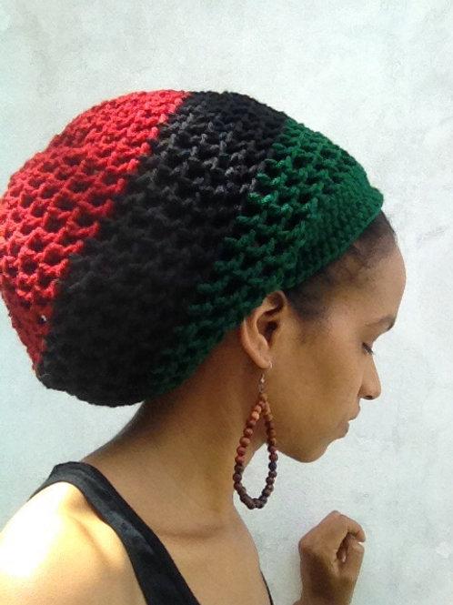 ILA Dread Nett  GarveyItes Crochet Tam