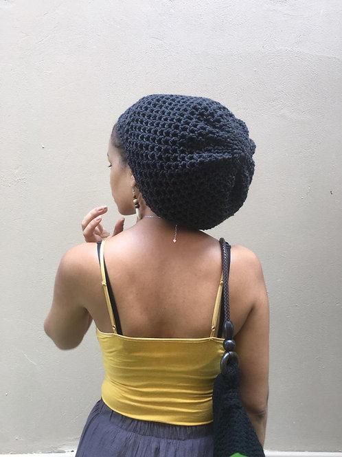 Heather Collection Dread Nett Crochet Tam