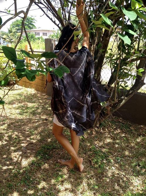 Tau Goddess IRoyal Cape Cover Up