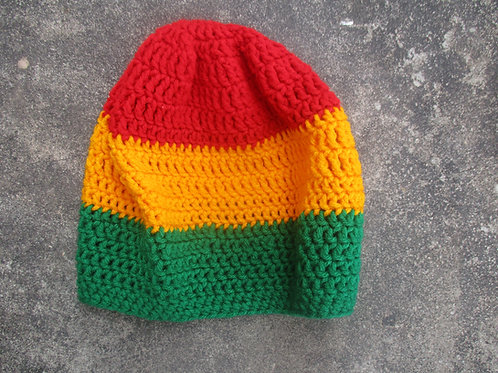 Red Gold Green Bucket Tam S