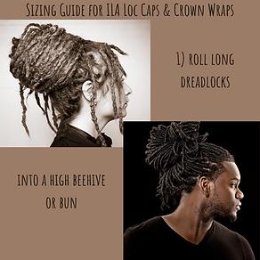 headwrap dreadlocks