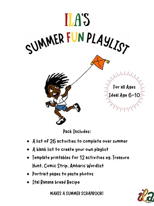 ILA's Summer Fun Playlist
