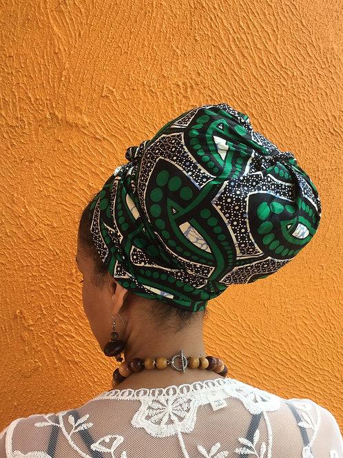 RU (Green) Crown Wrap