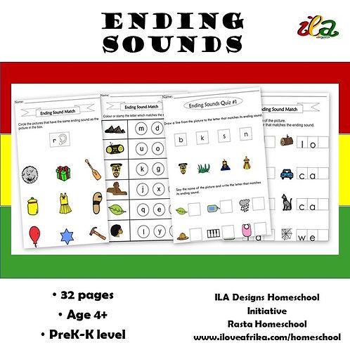 Ending Sounds Pack