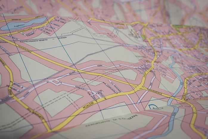 A street map